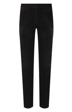 Мужские джинсы OFF-WHITE черного цвета, арт. 0MYA011R20E540181001 | Фото 1