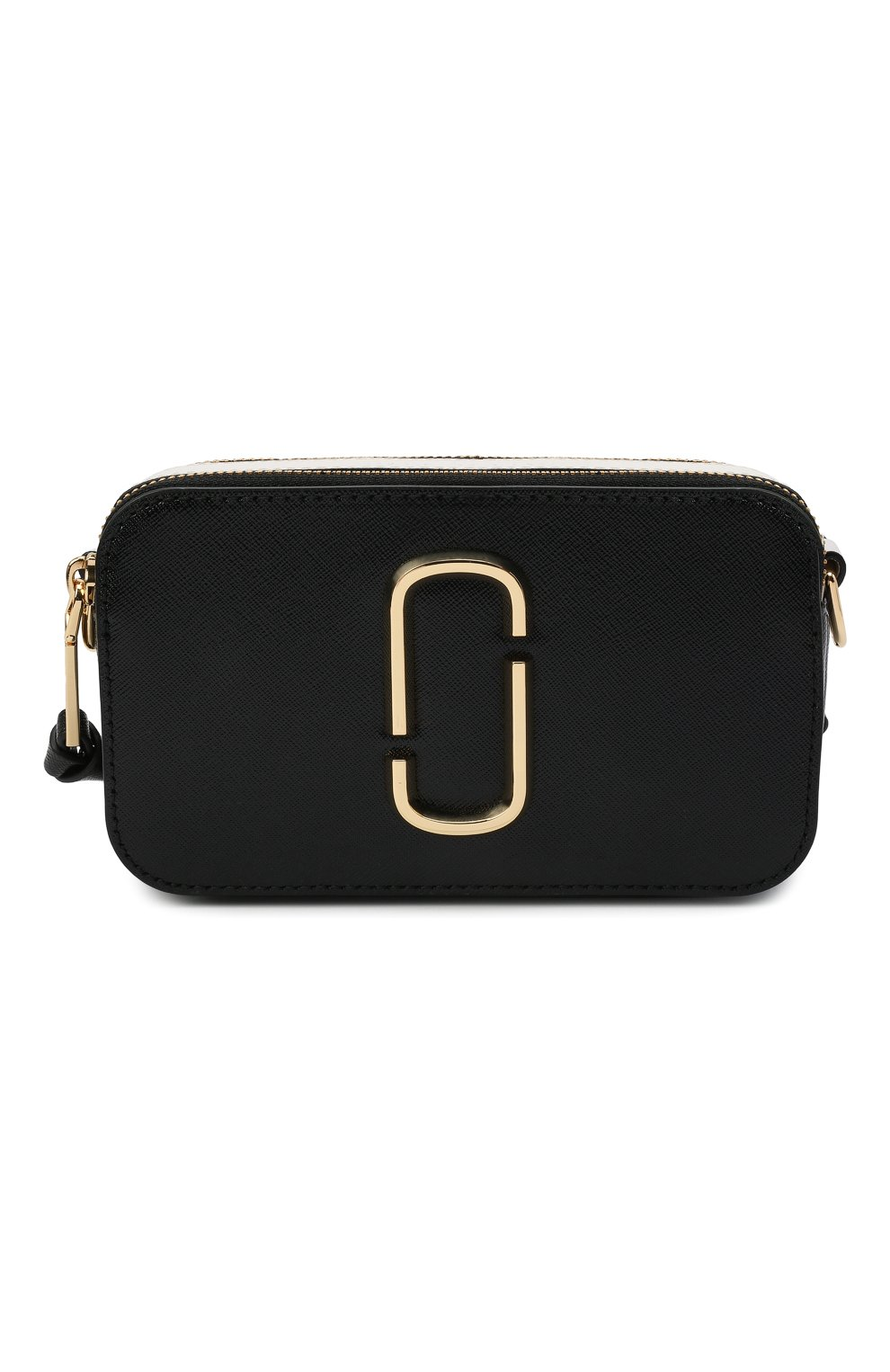 Женская сумка snapshot small MARC JACOBS (THE) черного цвета, арт. M0014146   Фото 1