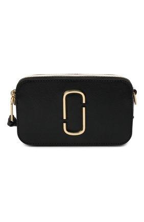 Женская сумка snapshot small MARC JACOBS (THE) черного цвета, арт. M0014146 | Фото 1