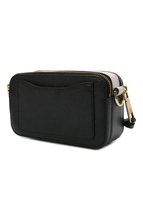 Женская сумка snapshot small MARC JACOBS (THE) черного цвета, арт. M0014146   Фото 4