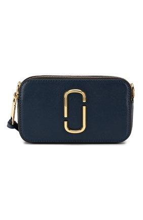 Женская сумка snapshot small MARC JACOBS (THE) синего цвета, арт. M0014146 | Фото 1