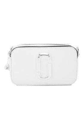 Женская сумка snapshot MARC JACOBS (THE) белого цвета, арт. M0014867 | Фото 1
