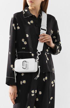 Женская сумка snapshot MARC JACOBS (THE) белого цвета, арт. M0014867 | Фото 2
