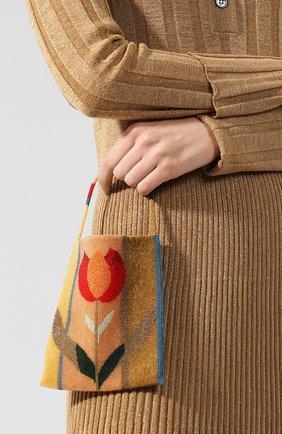 Женский сумка THE ROW разноцветного цвета, арт. W1227W782 | Фото 2