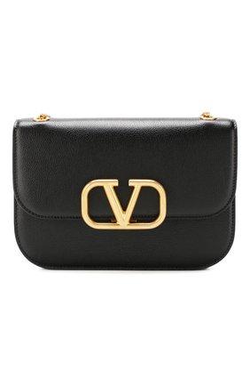 Женская сумка valentino garavani vlock small VALENTINO черного цвета, арт. TW2B0F23/PAM | Фото 1