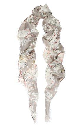 Платок Surfinia из смеси кашемира и шелка | Фото №1