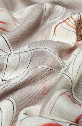 Платок Surfinia из смеси кашемира и шелка | Фото №2