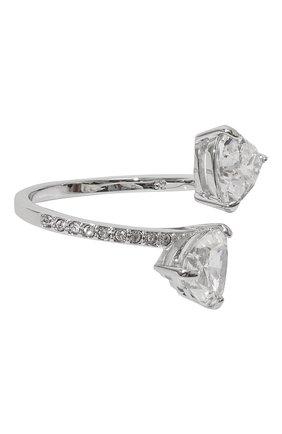 Женское кольцо attract SWAROVSKI серебряного цвета, арт. 5535191 | Фото 1