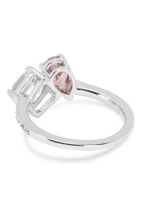Женское кольцо attract SWAROVSKI серебряного цвета, арт. 5535310 | Фото 2