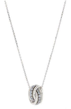 Женская кулон further SWAROVSKI серебряного цвета, арт. 5537106 | Фото 2