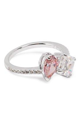 Женское кольцо attract SWAROVSKI серебряного цвета, арт. 5514541 | Фото 1
