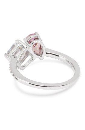 Женское кольцо attract SWAROVSKI серебряного цвета, арт. 5514541 | Фото 2