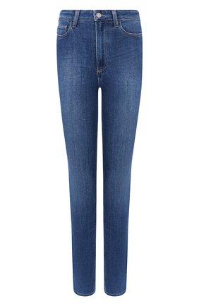 Женские джинсы PAIGE синего цвета, арт. 5845E77-6449 | Фото 1