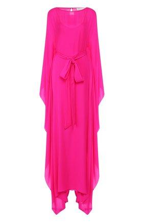 Шелковое платье-туника   Фото №1