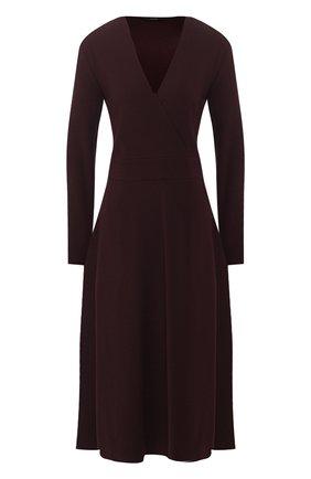 Женское платье WINDSOR бордового цвета, арт. 52 DE304H 10001864 | Фото 1