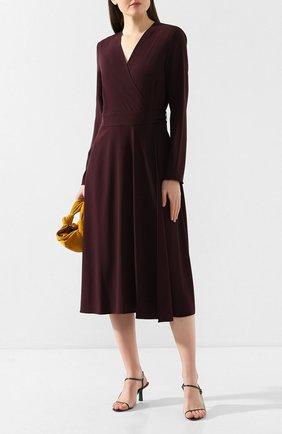 Женское платье WINDSOR бордового цвета, арт. 52 DE304H 10001864 | Фото 2