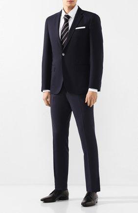 Мужские кожаные дерби ALDO BRUE черного цвета, арт. AB4097J-NL | Фото 2