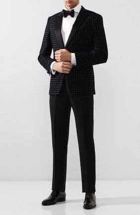 Мужская хлопковая сорочка LUIGI BORRELLI белого цвета, арт. EV08/FELICE DC/TS10205 | Фото 2