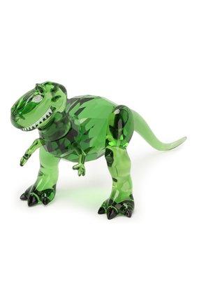 Мужская фигурка rex SWAROVSKI зеленого цвета, арт. 5492734 | Фото 1