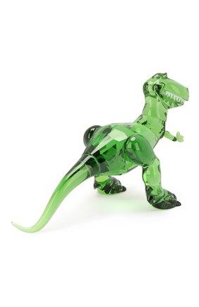 Мужская фигурка rex SWAROVSKI зеленого цвета, арт. 5492734 | Фото 2