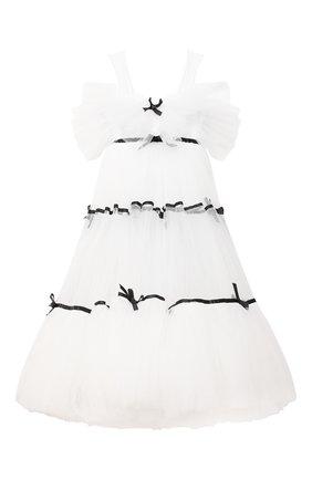 Детское платье lesley SASHA KIM белого цвета, арт. УТ-00000300 | Фото 2