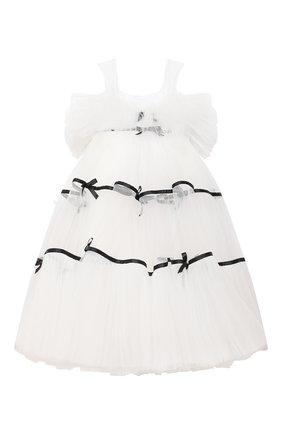Детское платье lesley SASHA KIM белого цвета, арт. УТ-00000300/1 | Фото 2