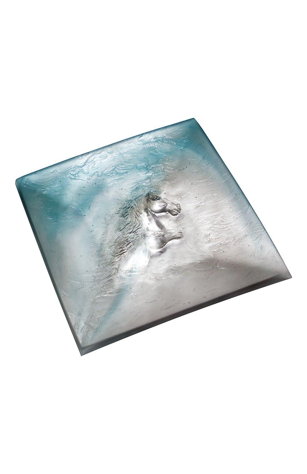Мужского мелочница cavalcade DAUM голубого цвета, арт. 05682   Фото 1