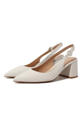 Кожаные туфли Agata | Фото №1
