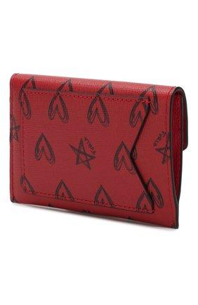 Кожаный футляр для кредитных карт San Valentino | Фото №2
