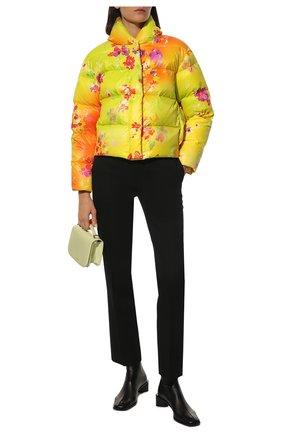Женский пуховая куртка RALPH LAUREN желтого цвета, арт. 290788611   Фото 2