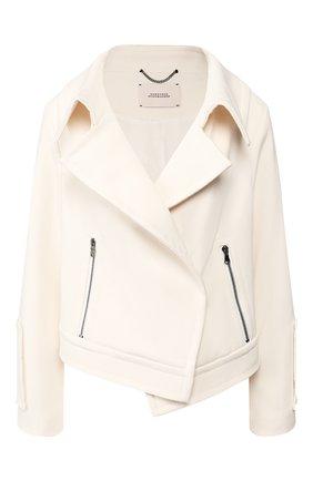 Женская куртка DOROTHEE SCHUMACHER белого цвета, арт. 642402/S0PHISTICATED PERFECTI0N | Фото 1