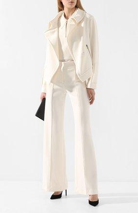 Женская куртка DOROTHEE SCHUMACHER белого цвета, арт. 642402/S0PHISTICATED PERFECTI0N | Фото 2