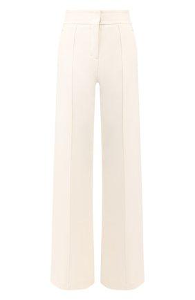 Женские брюки DOROTHEE SCHUMACHER белого цвета, арт. 642403/S0PHISTICATED PERFECTI0N | Фото 1