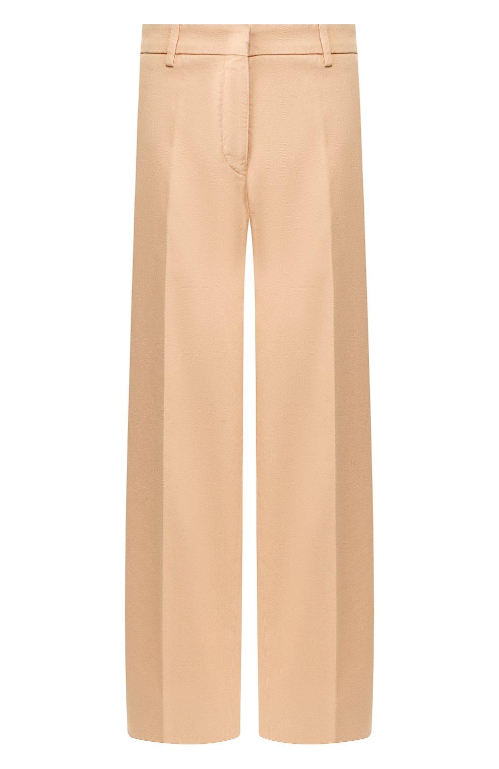 Женские джинсы LORO PIANA бежевого цвета, арт. FAL0314 | Фото 1