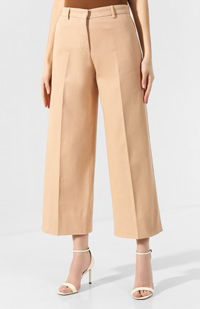 Женские джинсы LORO PIANA бежевого цвета, арт. FAL0314 | Фото 3