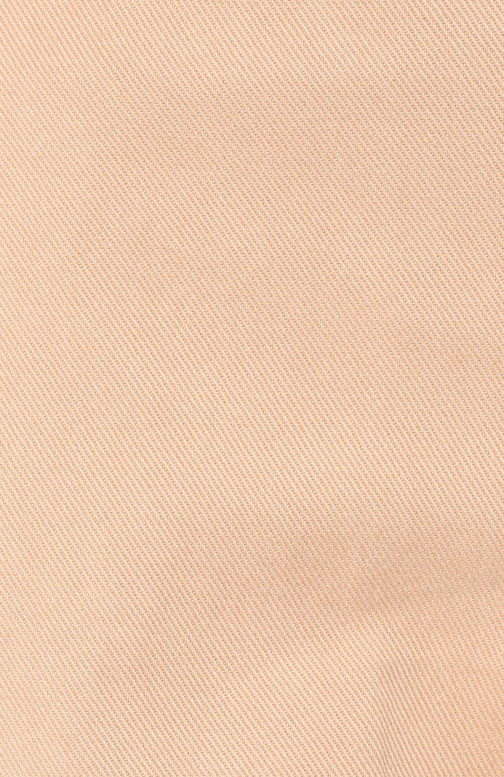 Женские джинсы LORO PIANA бежевого цвета, арт. FAL0314 | Фото 5