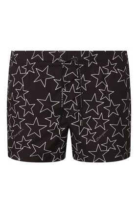 Детского плавки-шорты DOLCE & GABBANA черного цвета, арт. M4A06T/HSMH4 | Фото 1