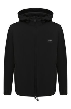 Мужская куртка DOLCE & GABBANA черного цвета, арт. G9PW2T/HUMEX | Фото 1
