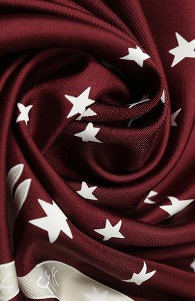 Шелковый платок Valentino Garavani | Фото №2