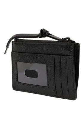 Женский футляр для кредитных карт the snapshot MARC JACOBS (THE) черного цвета, арт. M0014531 | Фото 2