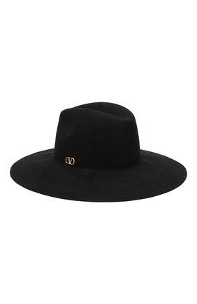 Фетровая шляпа Valentino Garavani   Фото №2