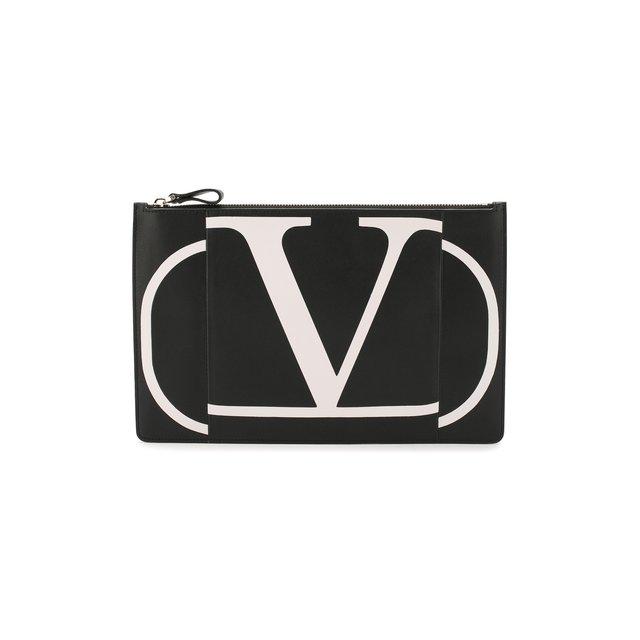 Кожаный футляр для документов Valentino Garavani Valentino