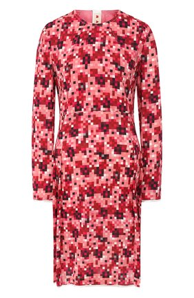 Платье из вискозы | Фото №1