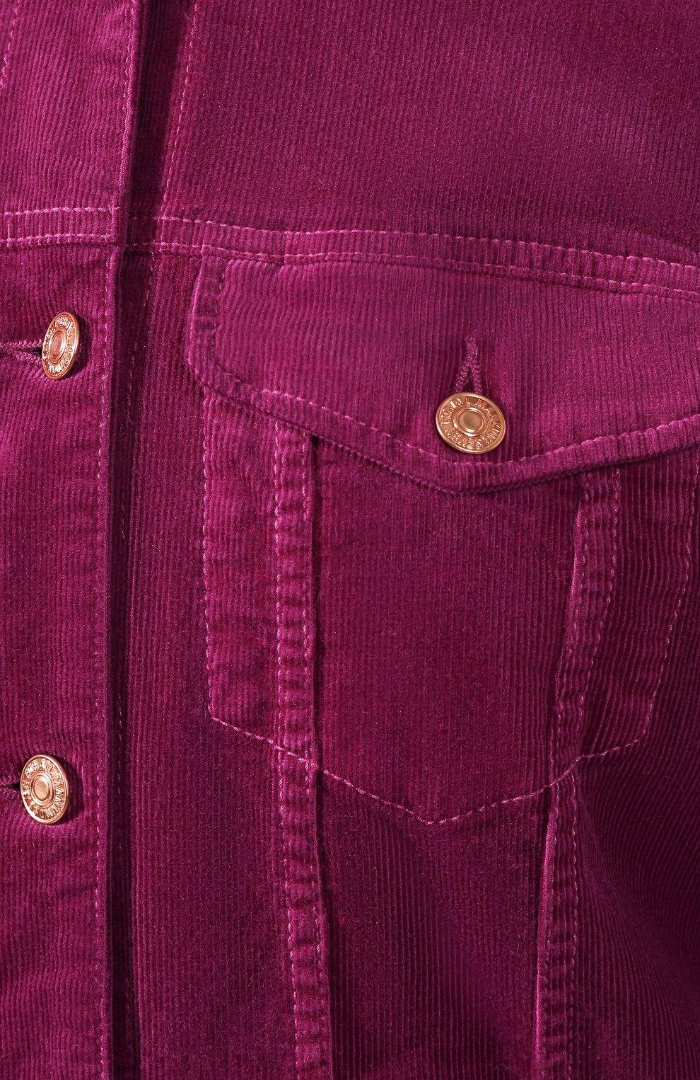 Вельветовая куртка | Фото №5