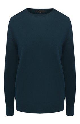 Женская шерстяной пуловер ST. JOHN зеленого цвета, арт. K51X042 | Фото 1
