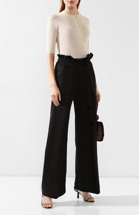 Женские брюки CULT GAIA черного цвета, арт. 52002S04 BLK | Фото 2
