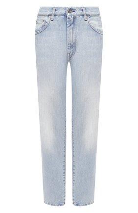 Женские джинсы TOTÊME голубого цвета, арт. 0RIGINAL DENIM 32 193-232-742 | Фото 1