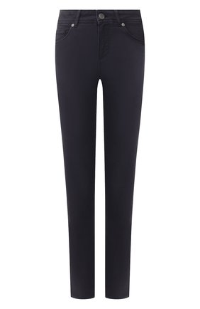 Женские джинсы LORO PIANA темно-синего цвета, арт. FAI9572 | Фото 1