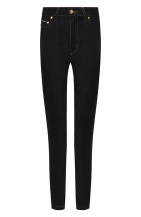 Женские джинсы DOLCE & GABBANA синего цвета, арт. FTAH6D/G899N | Фото 1
