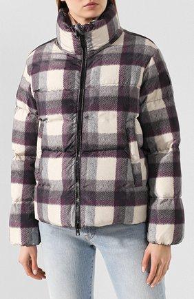 Женский пуховая куртка WOOLRICH разноцветного цвета, арт. WWCPS2847/UT1713 | Фото 3